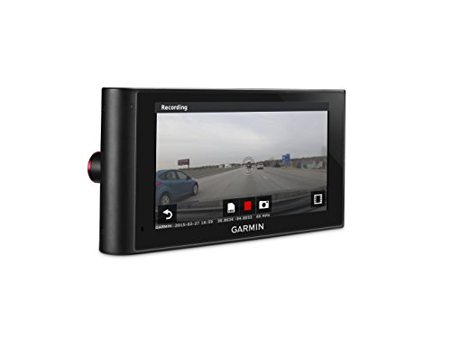 "Garmin nuviCam LMTHD 6"" Navigation with Built in Dash Camera"