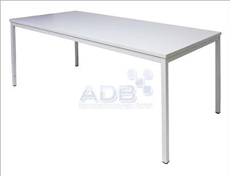 ADB conferencia mesa/Universal mesa/escritorio 160 x 80 x 76 cm ...