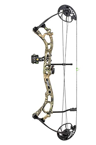 Compound Bow Bear Archery Salute RTH Camo Package 70# A7SL1127WM - Shot Biscuit Whisker Archery Quick