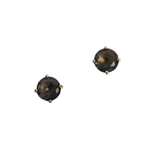 Kate Spade New York Kate Spade Earrings (Black/Diamond) (Cheap Real Diamond Earrings)