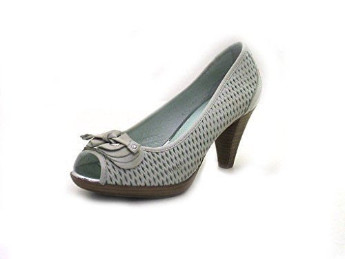 Zapatos dorados formales Marco Tozzi para mujer ox0Xxs