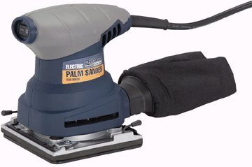 Chicago Electric Power Tools Palm Finishing Sander