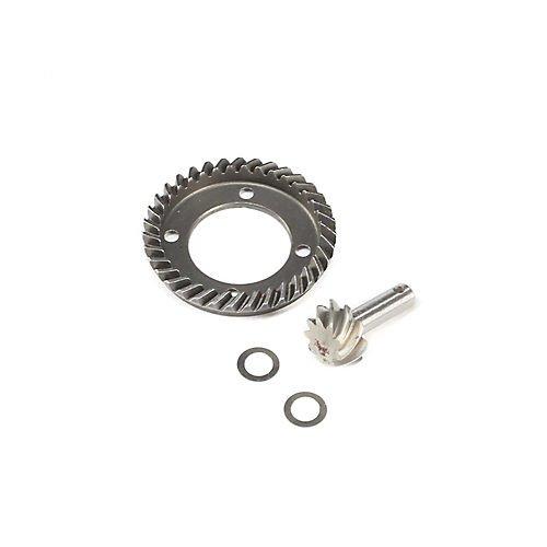 Losi Front Ring & Pinion Gear Set:TENACITY ALL, LOS232027