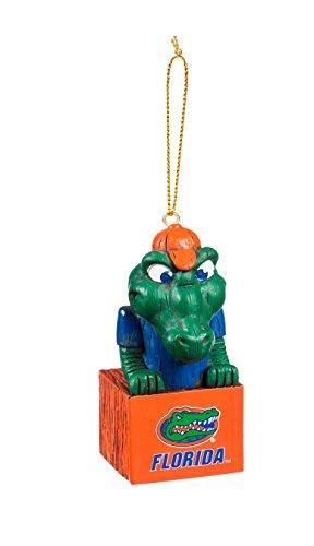- Evergreen NCAA Florida Gators Tiki Design, Team Colors, One Size