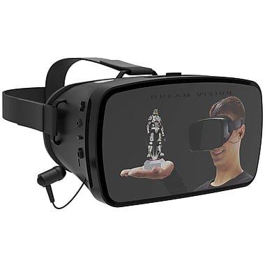 Dream Vision Pro Virtual Reality Headset With Bluetooth (2017)]()