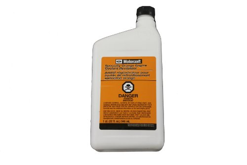 C-12 Orange Specialty Revitalizer Engine Coolant - 1 Quart ()