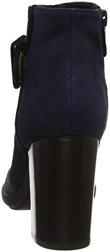 Navy Faysal Femme Black odin Bleu Navy Jazz Bottines Navy ante Chie Mihara PqwxF7B