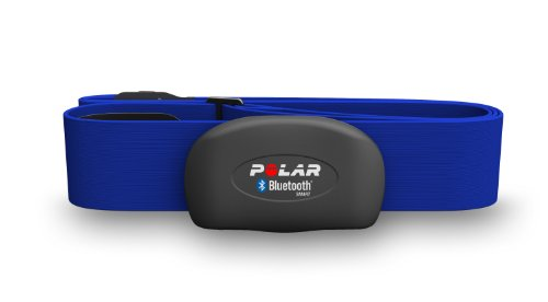 Polar H7 Bluetooth Heart Rate Sensor & Fitness Tracker (Blue, Medium/XX-Large) (Heart Rate Sensor For Iphone compare prices)