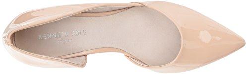 Kenneth Cole New York Womens Ellis Wig Pump Nude