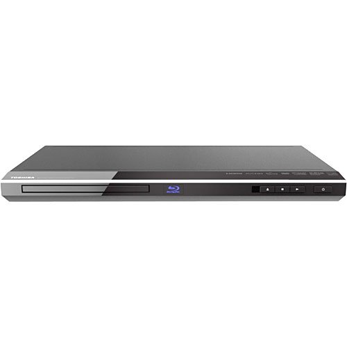 Toshiba BDX2150 Wi-Fi Ready Blu-ray Player, Black