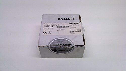 Balluff Bns 819-Fr-60-101-Fd, Mechanical Switch, Snap Contact, 3/8'' Bns 819-Fr-60-101-Fd by Balluff