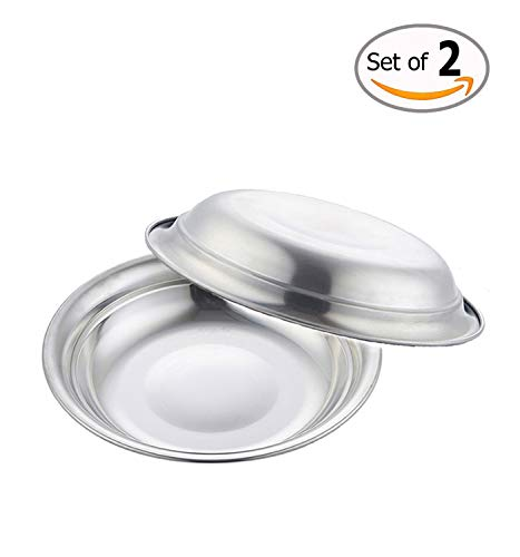 Stainless Steel Pet Dish - 8