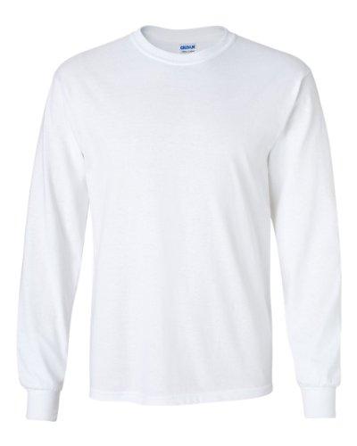 White Adult Shirt - 5