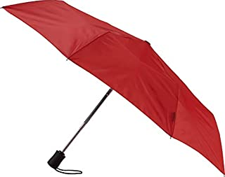 Lewis N. Clark Windproof and Water Repellent Travel Umbrella, Red (B00GFU6ENQ) | Amazon Products