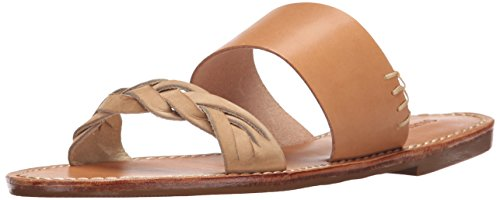 Sandal Slide Brown Acorn Braided Womens Slide Sandal Braided Soludos UEY6xZc
