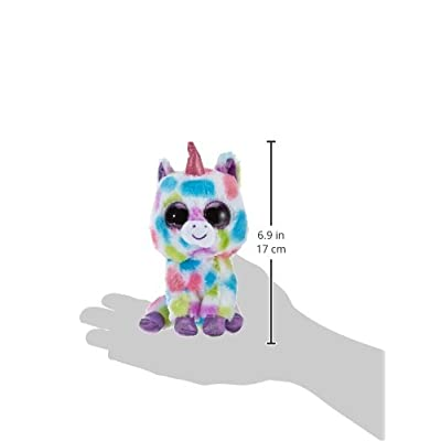 Ty Beanie Boos Wishful Unicorn Plush: Toys & Games