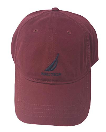 le Logo Hat Cap (One Size, Royal Burgundy) ()