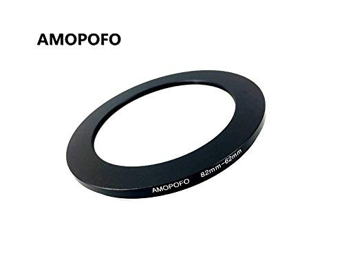 Universal 82-62mm /82mm to 62mm Step-Down Ring Filter Adapter for UV,ND,CPL,Metal Step-Down Ring Adapter