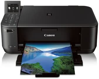 Canon PIXMA MG4220 Wireless Color Photo Printer with Scanner and Copier