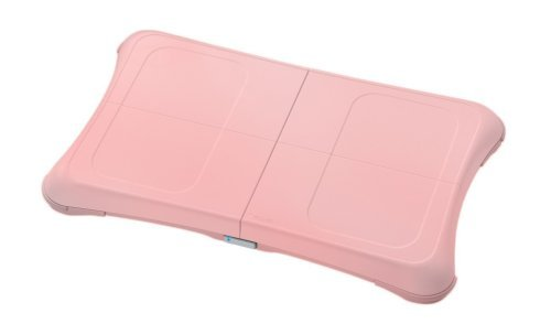 Wii Fit Balance Board Pink Silicone Sleeve by CTA Digital