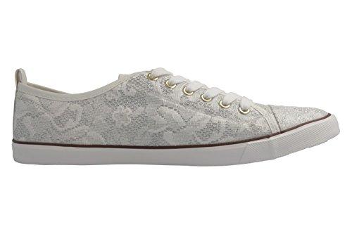 Melinda-chaussures/fitters baskets blanc VkSINleW