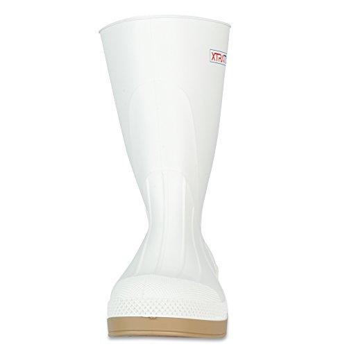 XTRATUF 11'' Men's PVC Shrimp Boots, White (75136) by Xtratuf (Image #1)