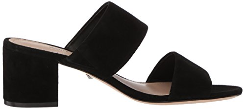 Schutz Rashne Women's Sandal Heeled Black q5qfrdF