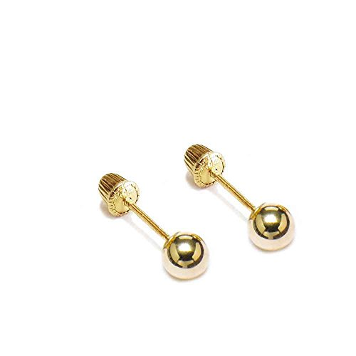 Ball Stud Earrings Free Ship - 6