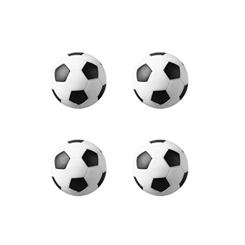 [Mememall Fashion 4pcs 36mm Soccer Table Foosball Ball Football Fussball Futbol Replacement] (Legend Of Sleepy Hollow Costumes)