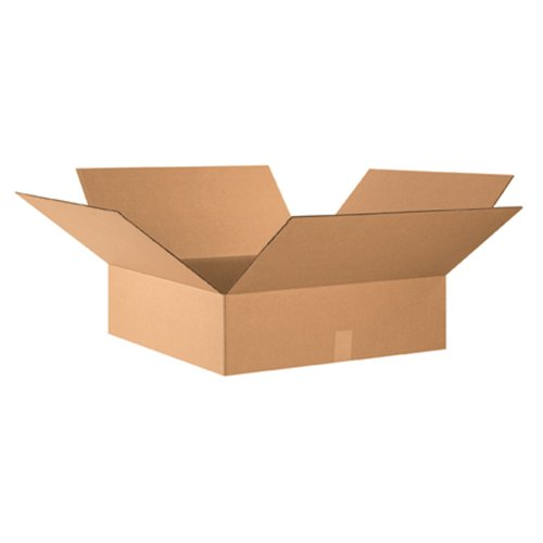 Aviditi 24247 Flat Corrugated Box, 24