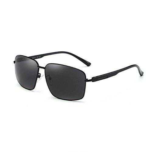 nbsp; Hombres Black gray Color Marco HONEY Polarizadas Cuadrado gray 3 Colores Conducción Pescar Sunny Black nbsp; De Disponibles Gafas nbsp; Para Sol De Gafas qgdPwBxZSX