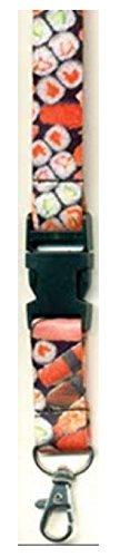 Novelty Sushi Design Lanyard Holder product image
