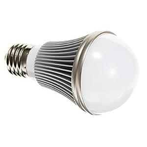 Leedfsw E27 7W 5730SMD 560LM 4500K Natural White Light LED Globe Bulb(AC 85-265V)