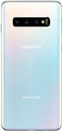 Samsung SMG973UZWV Galaxy Cellphone - S10 - Verizon - (White, 128GB) (Renewed)