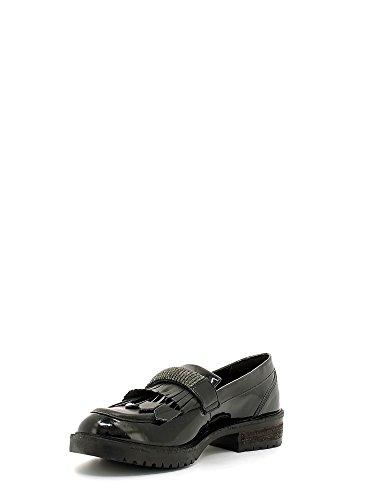 negro mujer de exterior negro Zapatillas 36 deportes para Apepazza negro para nYqTHOww8