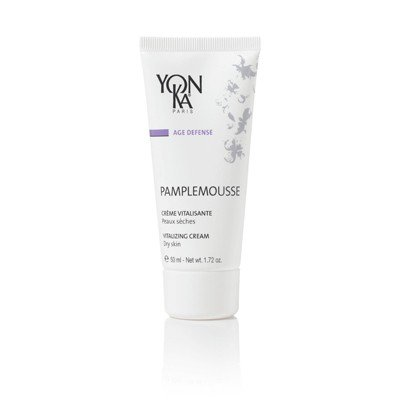 Yonka PAMPLEMOUSSE PS - Protective and Vitalizing Cream for Normal to Dry Skin (1.7 oz) -  35300.0