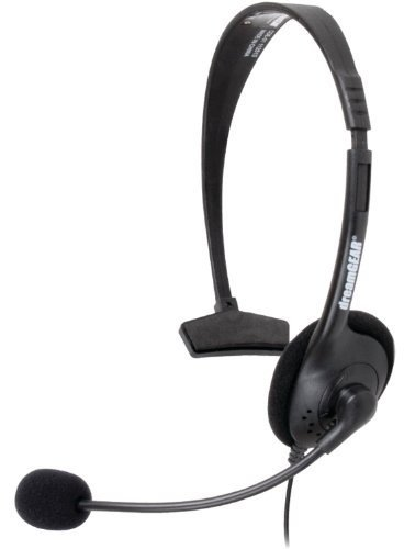 Xbox 360 Broadcaster Headset – Black