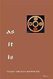As It Is, Volume I: 1