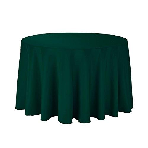 Tablecloth Linen Green Hunter (Gee Di Moda Tablecloth - 108