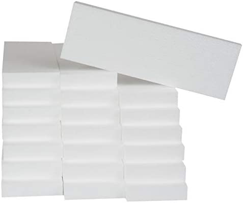 Silverlake Craft Foam Block 28 Pack Of 4x12x1 Eps