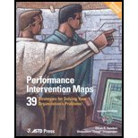 img - for Performance Intervention Maps (REV 05) by Sanders, Ethan S - Thiagarajan, Sivasailam Thiagi [Paperback (2005)] book / textbook / text book
