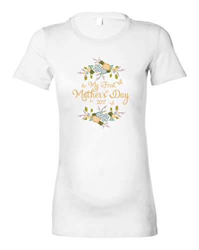 Print Femme WhiteOrange shirt BeyondsomeT shirt BeyondsomeT XTuPkZOi
