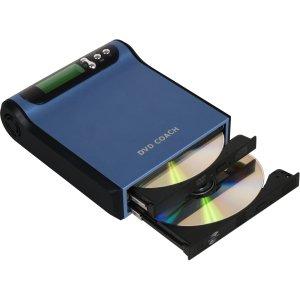 Ultra-Slim Portable DVD/CD Duplicator