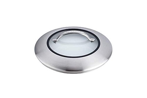 Scanpan CTX Stainless Steel/Glass Lid, 8''