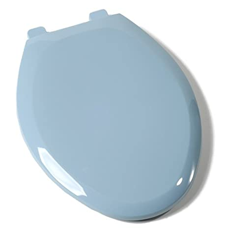 Ideas About Blue Elongated Toilet Seat Onthecornerstone