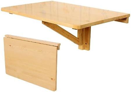 SoBuy® Mesa Plegable de Pared, Mesa de Cocina, Mueble Infantil ...