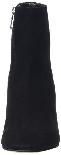 Suede Print Black Femme Bottines Dal Black 150 Noir Gigi Van Manhattan Ox4Ap