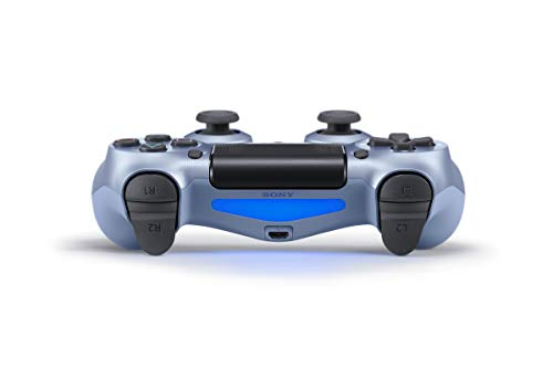DualShock 4 Wireless Controller for PlayStation 4 - Titanium Blue 4