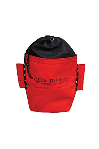 Elk River Canvas Bolt Bag with Drawstring top by Elk River