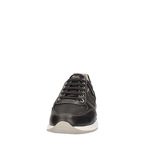 GEOX U620GB-08511 Sneakers Frau Schwarz 44